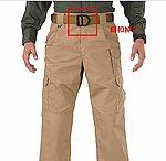 點一下即可放大預覽 -- NG品 5.11 TacLITE PRO 勤務戰術褲【狼棕色 34吋】 【褲長 34吋】