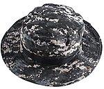 點一下即可放大預覽 -- NG品  數灰迷彩~美軍圓邊帽,闊葉帽,漁夫帽,釣魚帽,遮陽帽