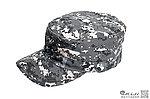 點一下即可放大預覽 -- 數位城市(灰)~戰鬥帽,小帽