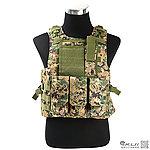 點一下即可放大預覽 -- 數位叢林~類 美軍 FSBE 海豹兩棲背心,戰術,防護,防彈,抗彈(生存遊戲用,彈匣袋,裝備袋)