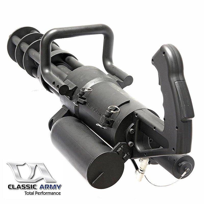 《送槍袋&免運費!!!》Classic Army CA M-132 Microgun Sport 運動版小火神,火神機槍,火神砲