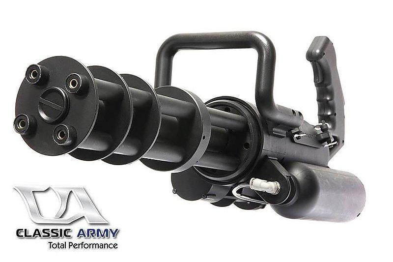 原價$18800元,限量優惠$16800元~Classic Army CA M-132 Microgun Sport 運動版小火神,火神砲,火神炮