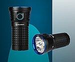 點一下即可放大預覽 -- OLIGHT X7 掠奪者 多檔可調光側按鍵LED手電筒