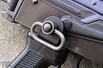 點一下即可放大預覽 -- NORTHEAST V3QD Sling Adaptor AK GBB 戰術背帶環(For GHK),扣環