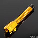 迷版 G17 G18 克拉克 全金屬 帶牙手槍外管~金色 (通用 MARUI)