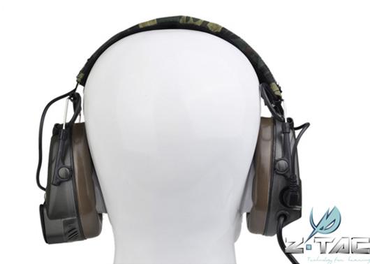 Z-TACtical ZComtac I 軍規麥克風抗噪耳機(Z054)