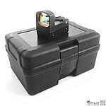 黑色~RMS 光控內紅點 (附精美防震盒、高鏡座、GLOCK鏡座),快瞄鏡