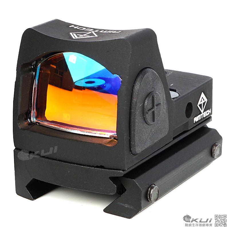 新版~AIM TECH 軍規等級抗震 RMR 內紅點 快瞄