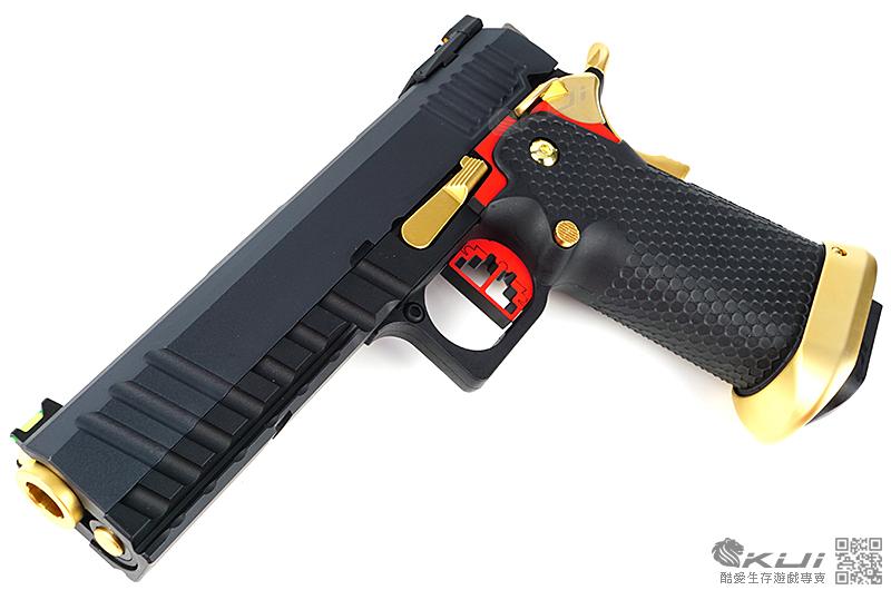 特價!下殺!市場最低價!【享有優惠價購入請先匯款】黑龍~AW HI-CAPA HX2002  全金屬瓦斯槍,手槍,BB槍
