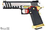 特價!下殺!市場最低價!【享有優惠價購入請先匯款】銀龍~AW HI-CAPA HX2001 全金屬瓦斯槍,手槍,BB槍