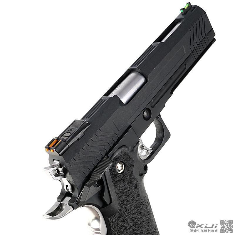 特價!下殺!市場最低價!【享有優惠價購入請先匯款】黑色~AW HI-CAPA HX1102 全金屬瓦斯槍,手槍,BB槍