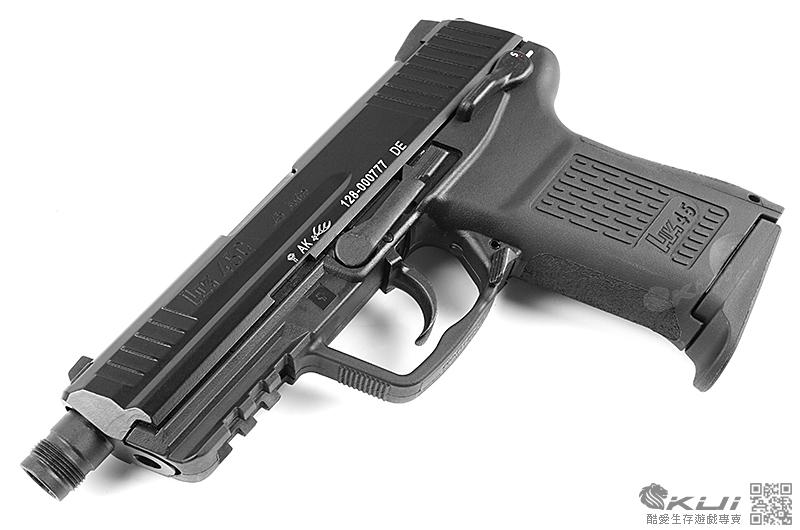VFC Umarex HK 45CT 瓦斯手槍
