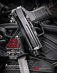 點一下即可放大預覽 -- 【首批限量 授權刻字∼現貨供應】VFC Umarex HK 45CT 瓦斯手槍