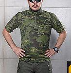 點一下即可放大預覽 -- 特價!叢林魔蠍迷彩 L號~戰術短袖上衣,戰鬥服,T恤