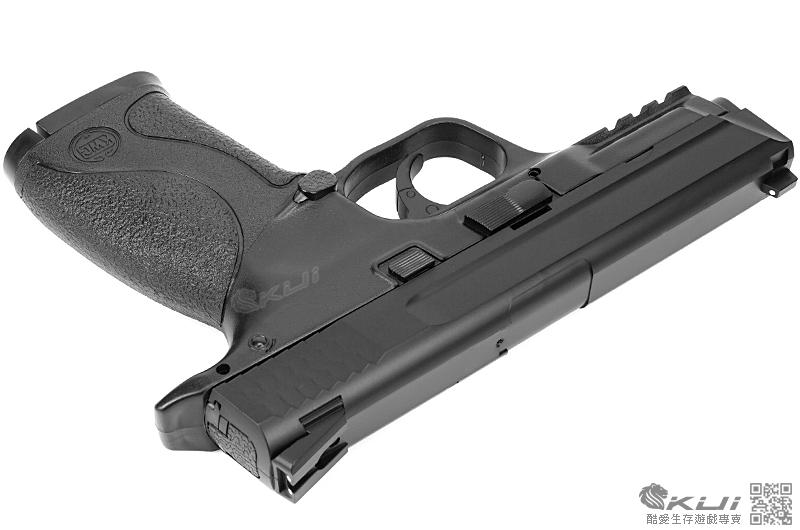新版~KWC S&W MP40 CO2 直壓槍,手槍(KC48DHN)