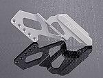 AIP 90度 C-More 鋁製 專用鏡橋~銀色