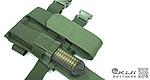 限量特價!!!~P90雙彈匣版~警星 軍警戰術裝備 AK / P90 / UMP 戰術腿掛彈匣袋,彈夾袋