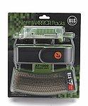 BLS 3合1 發光器組合(ACETECH AT1000+填彈器+1200S彈夾型空瓶+1200粒0.2g夜光彈),夜戰,滅音管造型閃光器
