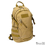 狼棕色~戶外戰術雙肩背包,旅行包,沖鋒包,雜物包,通勤包,收納包,收納袋,登山包