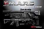 點一下即可放大預覽 -- 一芝軒 ICS 火星悍將 CXP-MARS Carbin 全金屬電動槍(FET版)~雙色,電槍(IMD-302-1)