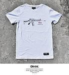 GHK 17 S/S M4 RAS 14.5 戰術短袖上衣~白色 S號,戰鬥服,T恤