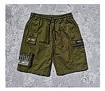 點一下即可放大預覽 -- GHK MAGAZINE LIMITED 戰術短褲~綠色 L號,短褲,休閒褲