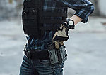 黑色 TMC SG 2.0 Mag Pouch 手槍 快拔彈匣套