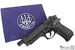 M9as 暗殺者刺客版 BK 瓦斯手槍 黑色,M92FS