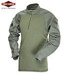 點一下即可放大預覽 -- 買就送 亞洲版戰術襪!! TRU-SPEC【OD綠,M號】1/4開口戰鬥任務服,混紡比50/50,青蛙裝