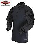 點一下即可放大預覽 -- 買就送 TRU-SPEC 亞洲版戰術襪 TRU-SPEC【黑色,L號】1/4開口戰鬥任務服,混紡比50/50,青蛙裝