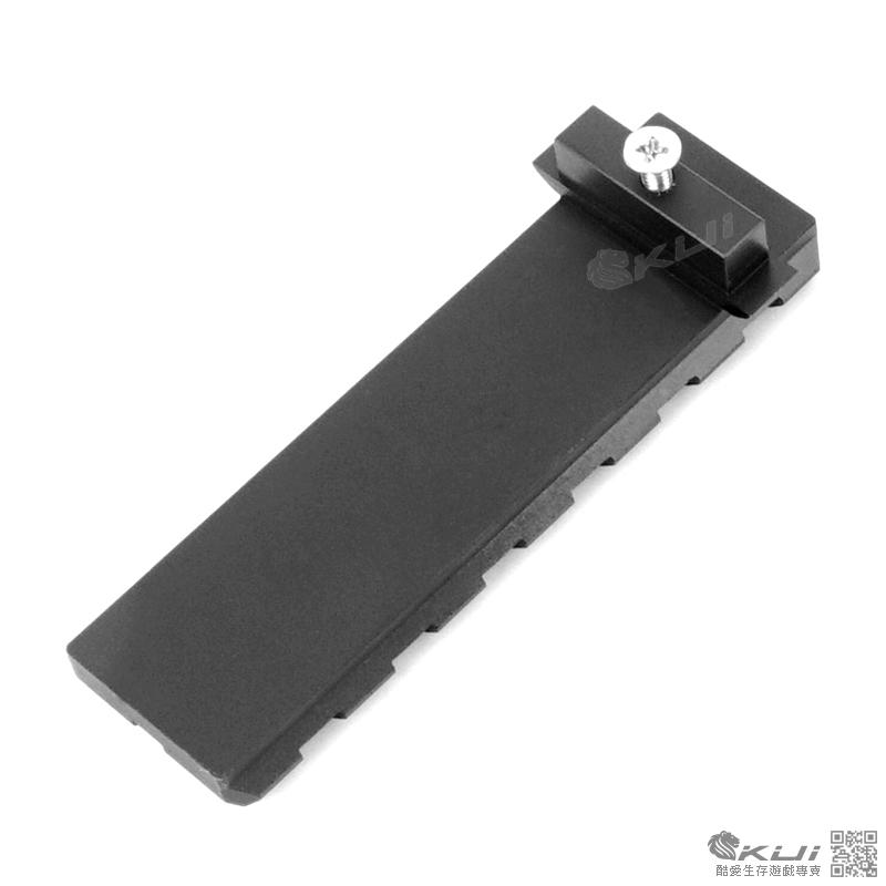 GLOCK 系列魚骨(CNC)~黑色,KJ/WE 專用,FSYF003