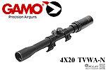 點一下即可放大預覽 -- GAMO 4X20 TVWA-N,4倍狙擊鏡