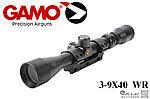 點一下即可放大預覽 -- GAMO 3-9X40 WR,3-9倍狙擊鏡