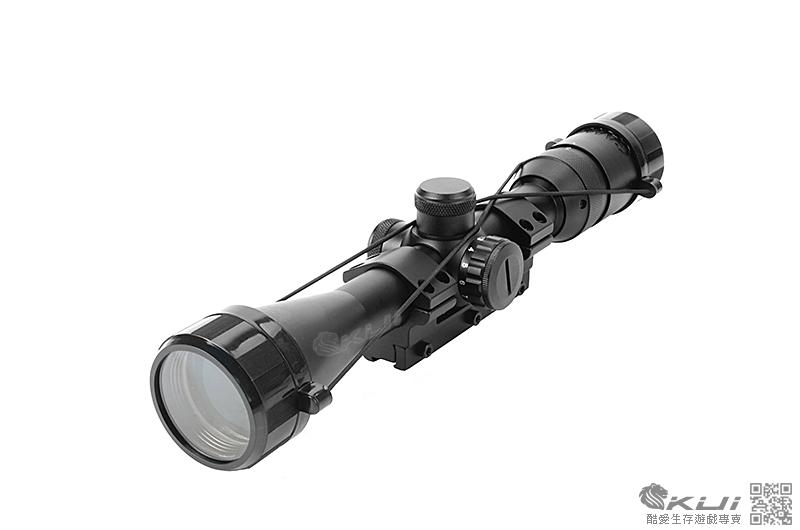 特價!真品 總代理公司貨 特價!GAMO 3-9X40 IRWR,3-9倍狙擊鏡 抗震(中折槍可用)