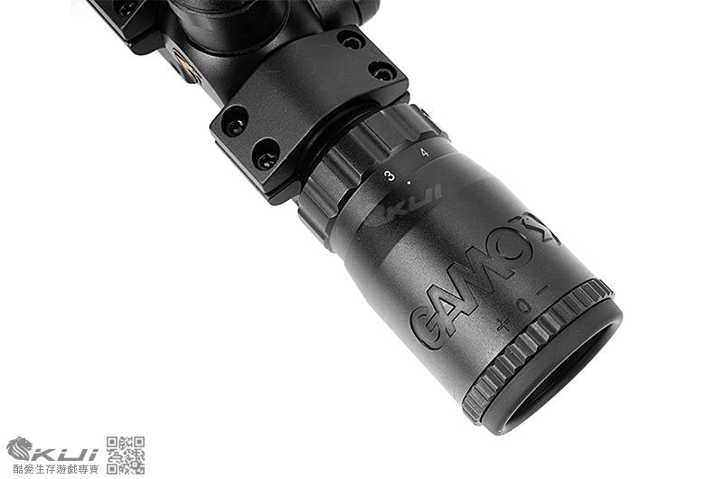 限量優惠!真品 總代理公司貨 GAMO 3-9X40 WRC,3-9倍狙擊鏡