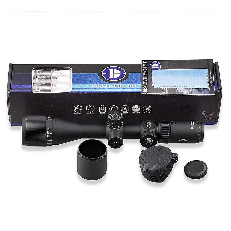 DISCOVERY 發現者 VT-R 3-12X42AOE 真品狙擊鏡,抗震,高清晰,防水防霧