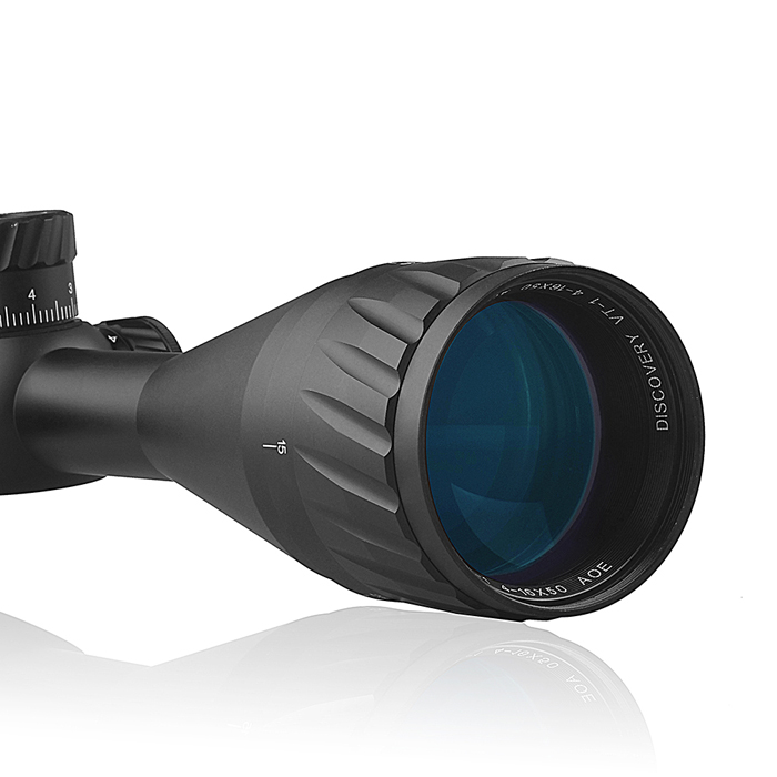 DISCOVERY 發現者 VT-1 4-16X50AOE  真品狙擊鏡,抗震,高清晰,防水防霧