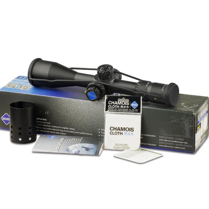 DISCOVERY 發現者 HD 3-15X50SFIR 真品狙擊鏡,瞄具,瞄準鏡,抗震,高清晰,防水防霧