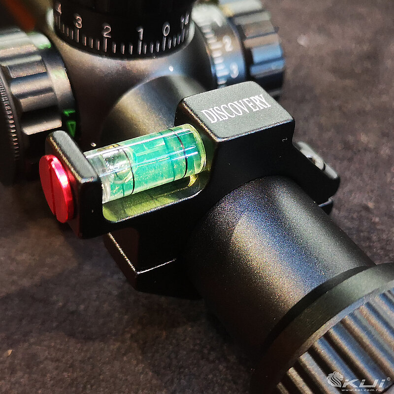DISCOVERY 發現者 25.4mm 外接水平儀,測量儀