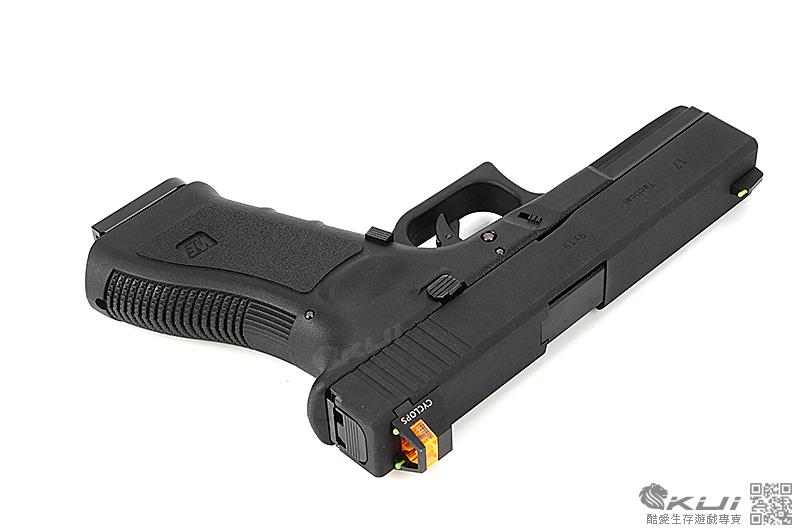 [海神CYCLOPS 獨眼巨人版]~WE G17 克拉克 瓦斯槍,手槍,BB槍