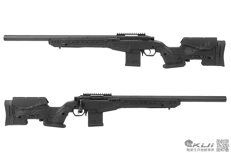 開放預購!!二月初發貨~黑色 Action Army AAC T10 狙擊步槍 VSR系統 空氣槍