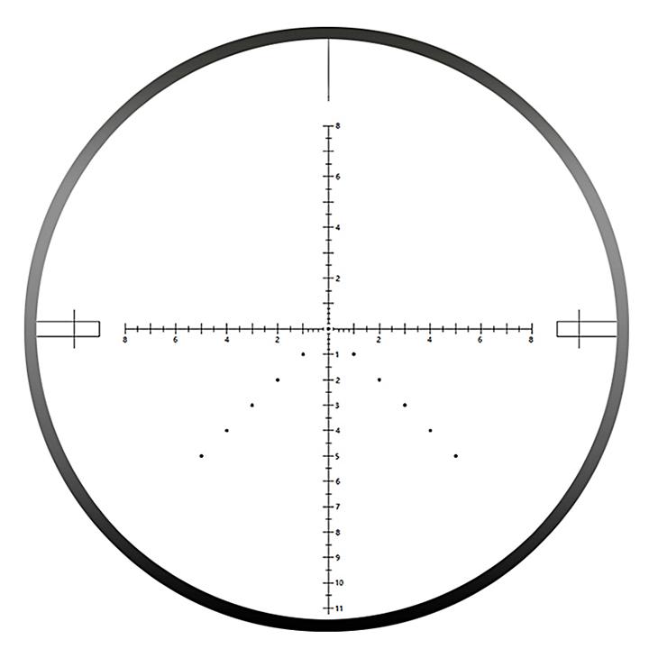DISCOVERY 發現者 HD 5-25X50SFIR 真品狙擊鏡,抗震,高清晰,防水防霧