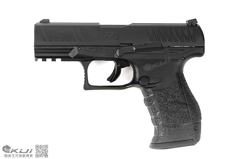正版授權刻字~UMAREX WALTHER PPQ M2 11mm 訓練用槍 鎮暴槍 CO2槍