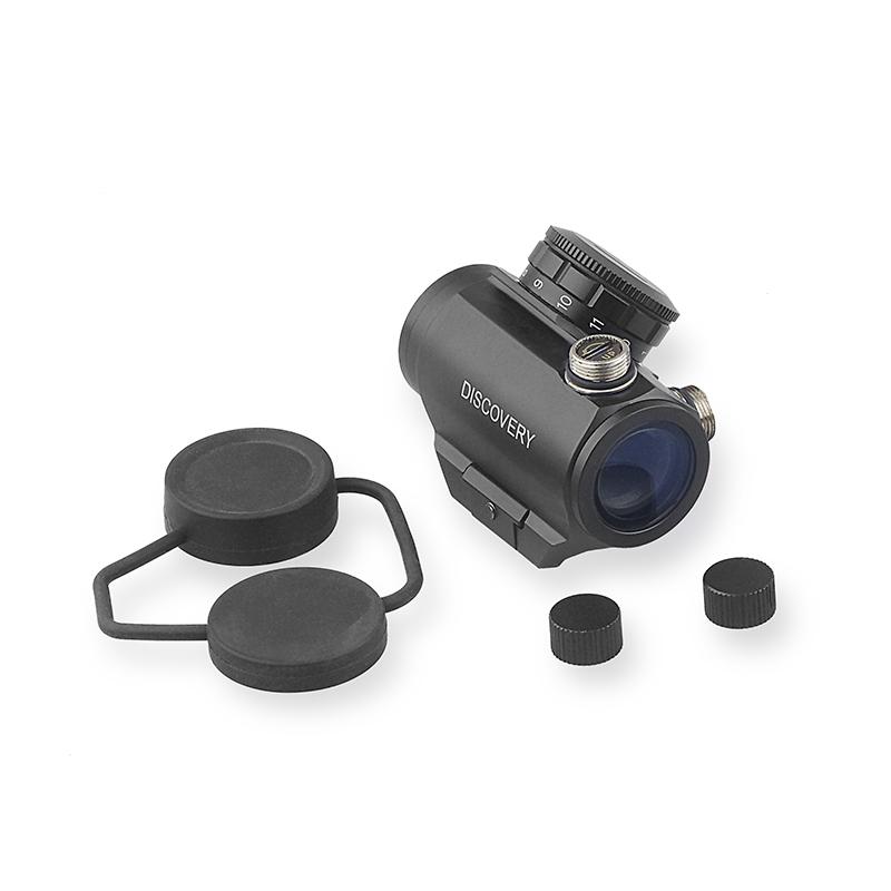 DISCOVERY 發現者 1X25 DS 內紅點,快瞄,瞄具,瞄準鏡