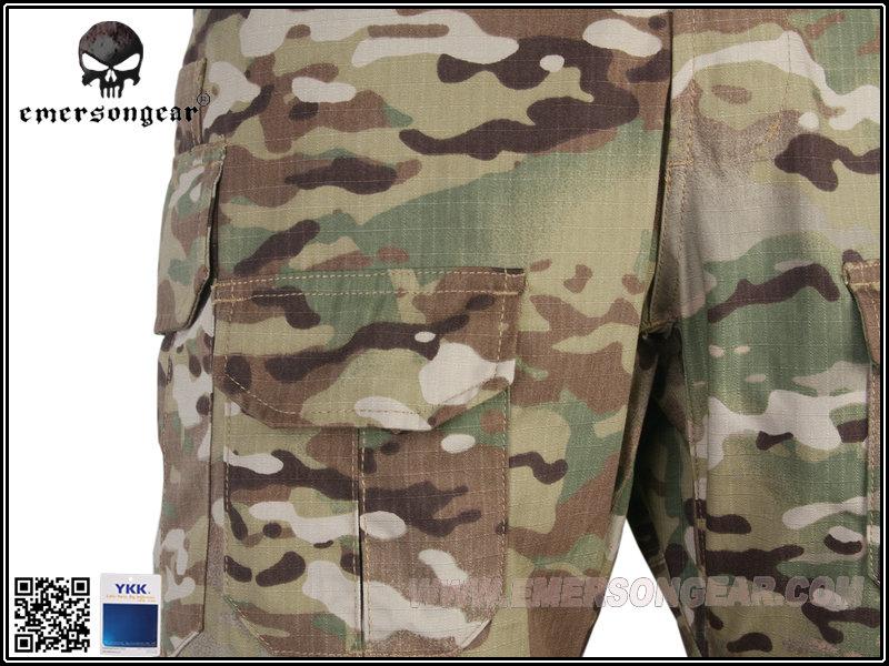多地迷彩 S號~EMERSON EmersonGear 愛默生 女生版 G3 作戰服,戰鬥服,套服(衣服+褲子)