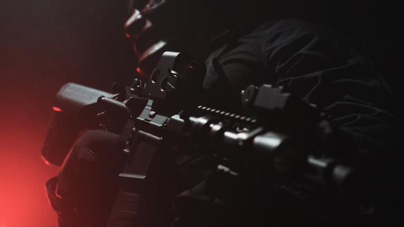 2018新款 KWA/KSC VM4 浪人RONIN 10 SBR (AEG2.5)全金屬電動槍,電槍