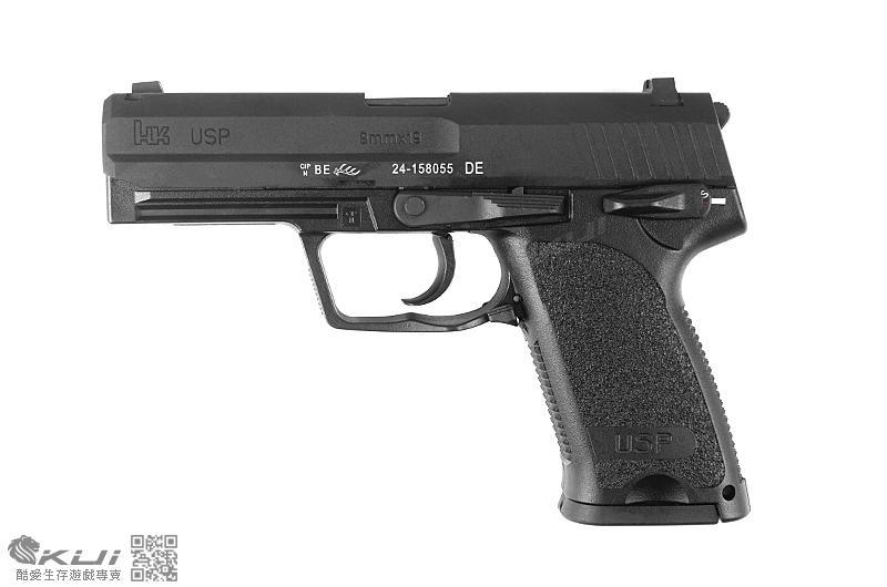 加150元多一個彈匣,現貨、限量供應~VFC Umarex HK USP 9mm 瓦斯手槍~授權刻字擬真重現