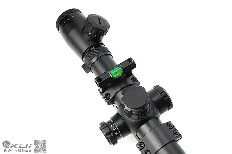 30mm 高防震狙擊鏡連體夾具,支架,鏡環,鏡座(20mm寬軌,附 金屬水平儀)