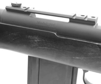 King Arms M700 Police Rifle 警用狙擊槍 瓦斯狙擊槍 (KA-AG-180-BK)