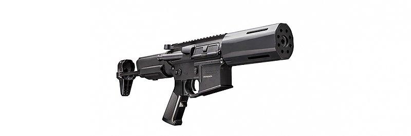 開放預購~KRYTAC ALPHA SDP 電動衝鋒槍 AEG